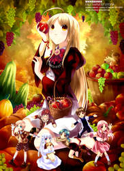 Fall Harvest Utopia by myhilary