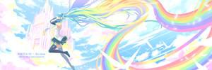 Rainbow by myhilary