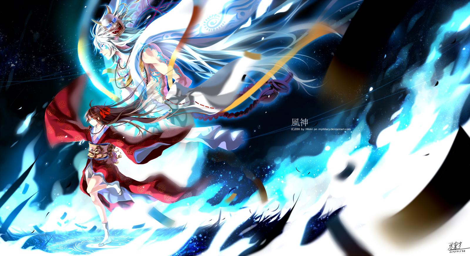 Fujin by myhilary on DeviantArt