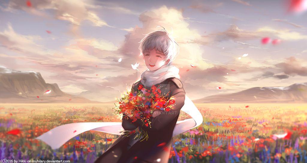 Dear anemone, by myhilary