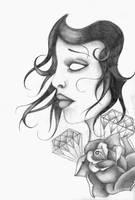 little gypsy girl.. by liiiliiiiiiix