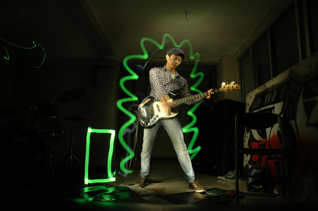 Green G keys by personalstash