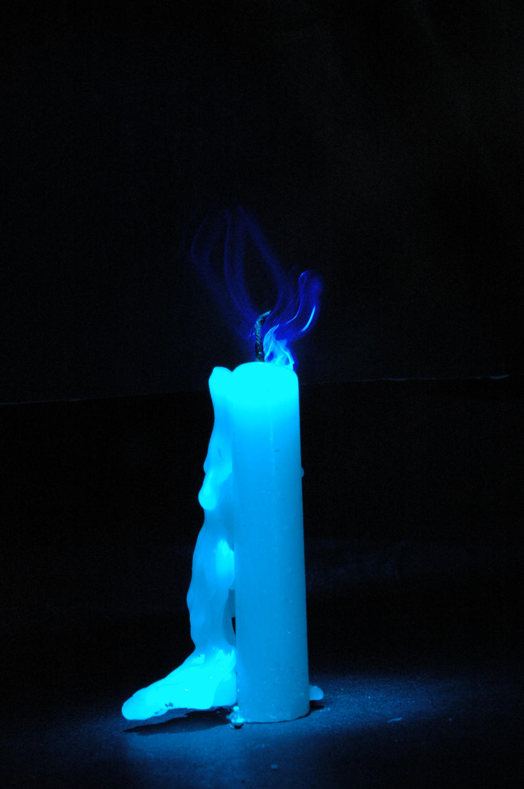 Immaterial Candle #5 by personalstash