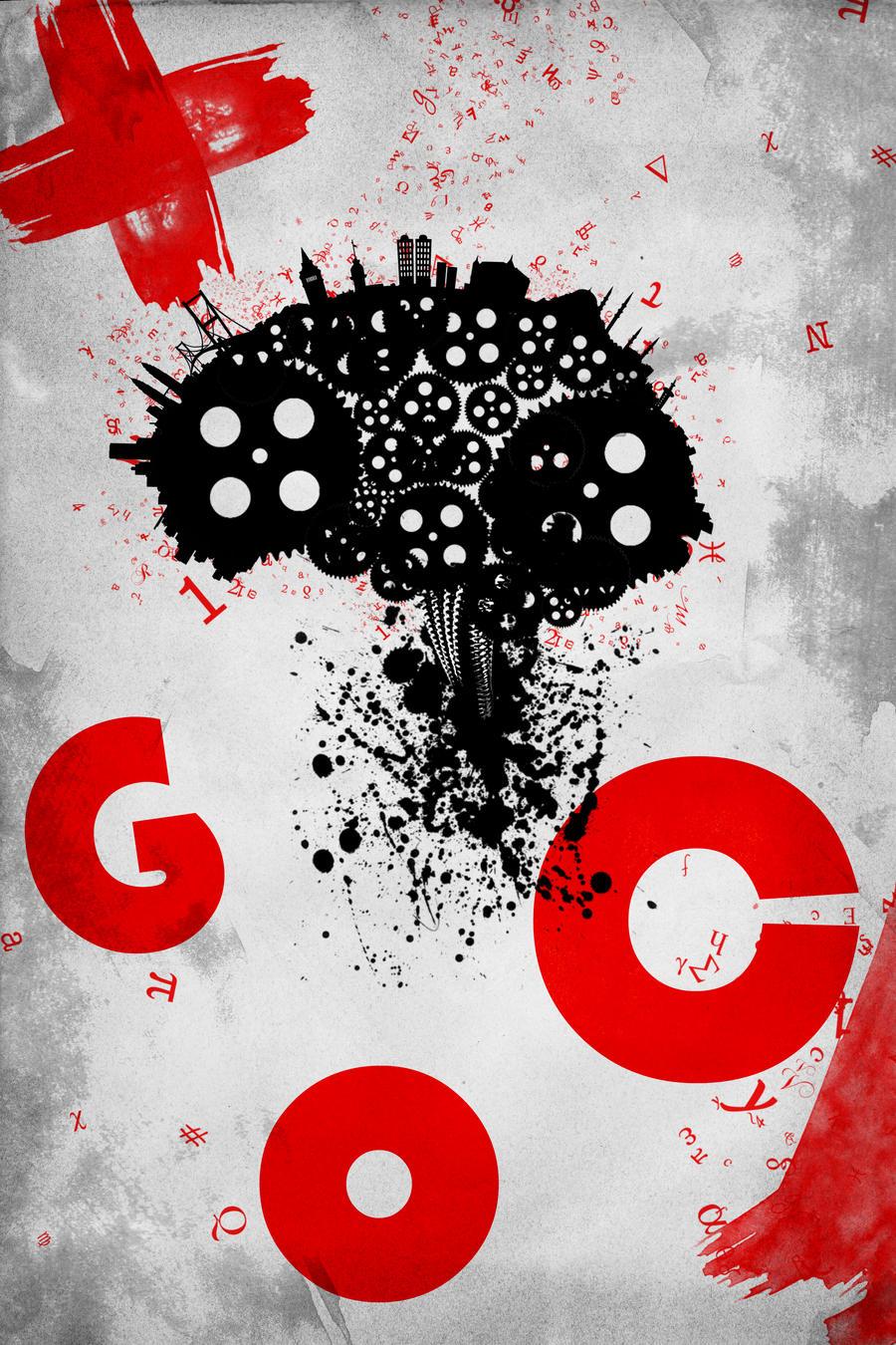 Gears grunge by Gearsofcreativity
