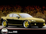 RX-8 gold