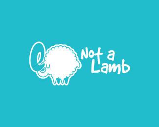 Not-a-Lamb-Logo