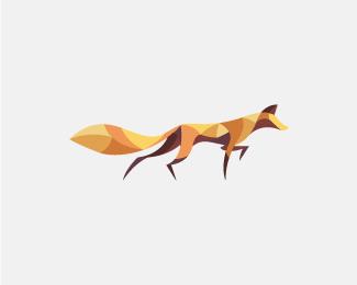 Fox Design Logo by IrianWhitefox