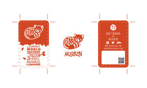 mzzazn-Business-Card