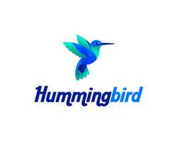 Hummingbird-Logo by whitefoxdesigns