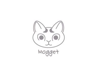 Mogget-Logo by IrianWhitefox