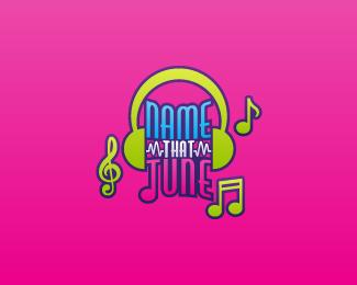 N 7 Logo Name Name-that-Tune-Logo by IrianWhitefox on DeviantArt