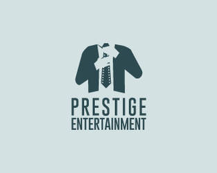 Prestige-Entertainment-Logo by whitefoxdesigns