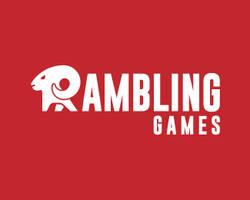 Rambling-Games-Logo by whitefoxdesigns