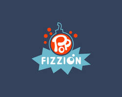Pop-Fizzion-Logo by whitefoxdesigns