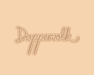 Dappervolk-Logo by IrianWhitefox