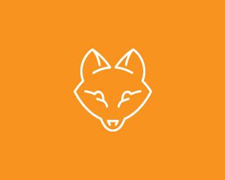 Smiling-Fox-Logo by IrianWhitefox