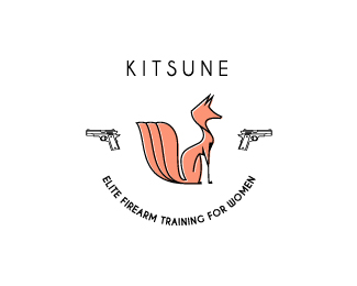 Kitsune-EFTW-Logo by IrianWhitefox
