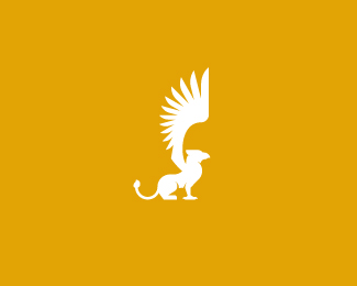 Griffin-Logo by IrianWhitefox