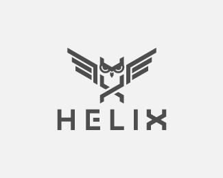Helix-Logo by IrianWhitefox