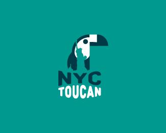NYCToucan-2-Logo by IrianWhitefox