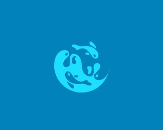 Ink-Fish-Logo by IrianWhitefox