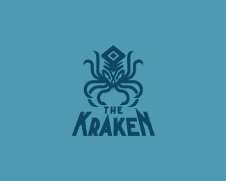 The-Kraken-Logo by IrianWhitefox