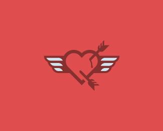 Heart-Logo by IrianWhitefox