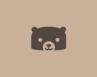 Smiling-Bear-Logo by IrianWhitefox