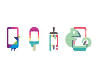 Alilv-Logos by IrianWhitefox