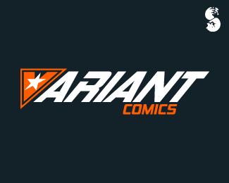 Variant-Logo by IrianWhitefox
