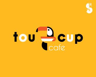 toucup-cafe-Logo by IrianWhitefox