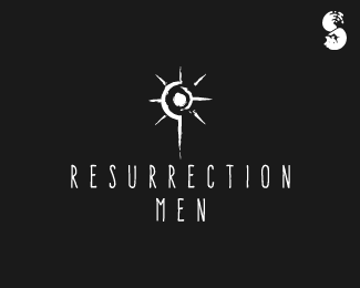 Resurrection-Men-Logo by IrianWhitefox