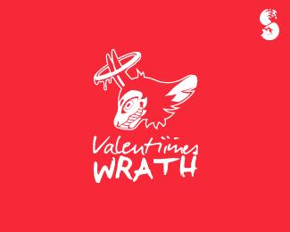 ValentiiinesWrath-Logo by IrianWhitefox