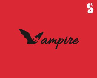 Vampire-Logo by IrianWhitefox