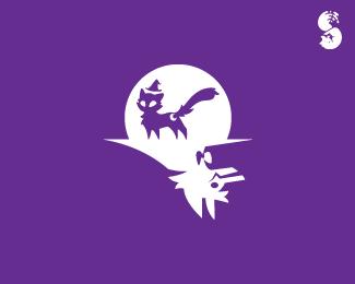 Spooks-and-Treats-Logo by IrianWhitefox