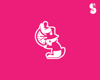 Alices-Bunny-Logo by IrianWhitefox