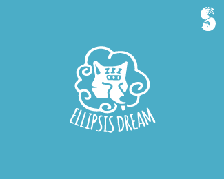 ELLIPSISDREAM-Logo by IrianWhitefox