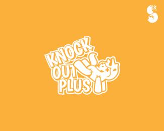 Knock-Out-Plush-Logo by IrianWhitefox