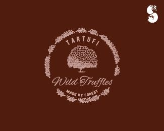 Wild-Truffles-Logo by IrianWhitefox