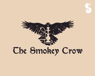 The-Smokey-Crow-Logo by IrianWhitefox