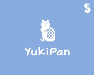 YukiPan-Logo by IrianWhitefox