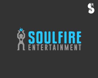 SOULFIRE-Entertainment-Logo by IrianWhitefox