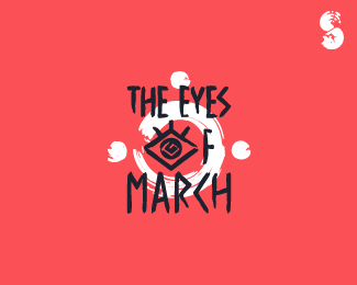 The-Eyes-of-March-Logo by IrianWhitefox