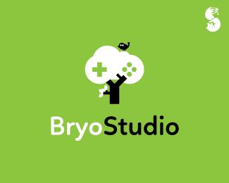 BryoStudio-Logo by IrianWhitefox