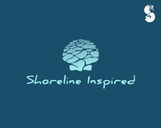 Shoreline-Inspired-Logo by IrianWhitefox