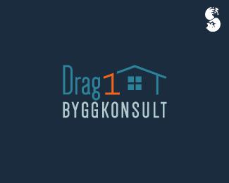 Drag1-Byggkonsult-Logo by IrianWhitefox
