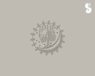 Magic-Willow-Logo by IrianWhitefox