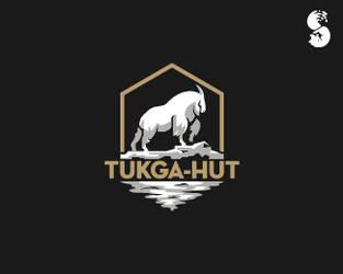 Tukga-Hut-Logo by whitefoxdesigns