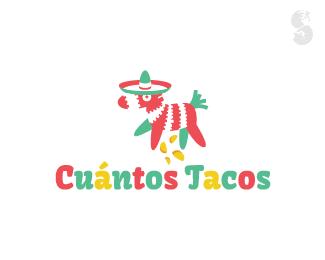 Cuantos-Tacos-Logo by IrianWhitefox