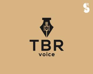 TBR-Voice-Logo by IrianWhitefox